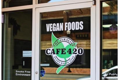 Cafe 420 The Alkaline Plant-Based Shop