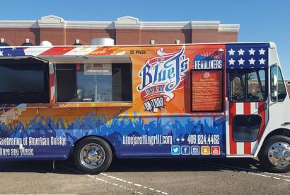 Oklahoma City Food Trucks | Locations & Contact Info
