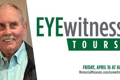EYEwitness Tour – Richard Williams