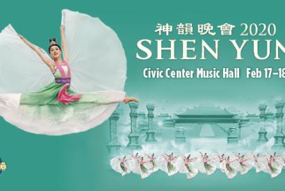Shen Yun @ Civic Center Music Hall