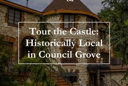 Historically Local Tour Council Grove/Castle Falls