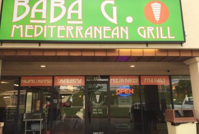Baba G Mediterranean Grill
