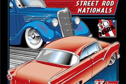 37th Annual Southwest Street Rod Nationals