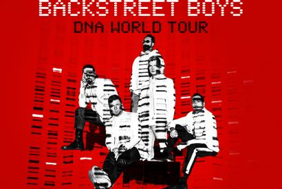 Backstreet Boys - DNA World Tour