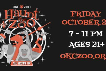 Haunt the Zoo: All Grown Up