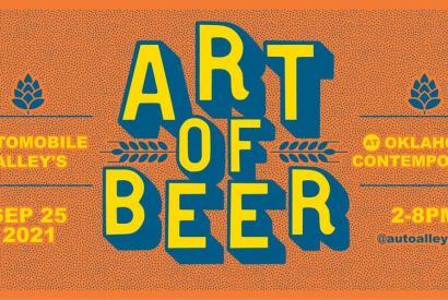 Automobile Alley's Art of Beer