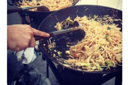 Pranom Thai Street Food Pop-Up