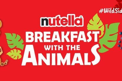 Breakfast with Animals