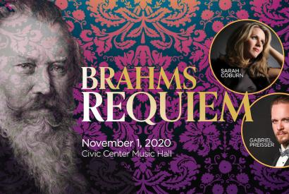 Canterbury Voices presents Brahms Requiem