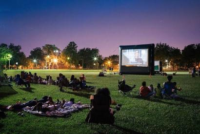 Movies on the Lawn   The Lion King (2019)