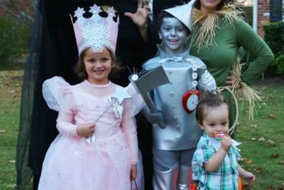Trick or Treat and Costume Contest