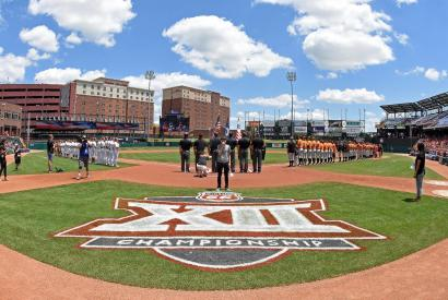 2021 Phillips 66 Big 12 Baseball Championship