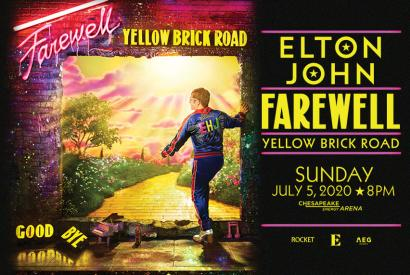 "Elton John's ""The Farewell Yellow Brick Road"" Tour"