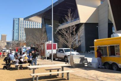 Weekly Food Trucks - Scissortail Park