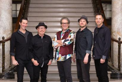Gary Lewis & the Playboys on the Chickasaw Country Entertainment Stage