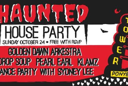 Tower Theatre: Haunted House Party
