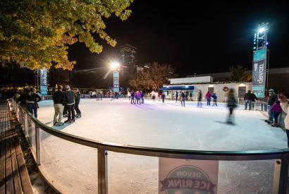 Devon Ice Rink 2019