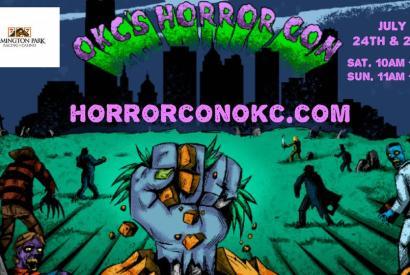 Oklahoma City's Horror Con