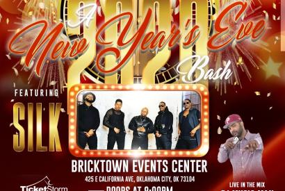 A New Year's Eve Bash 2019