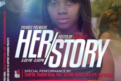 Her/Story Private Premiere