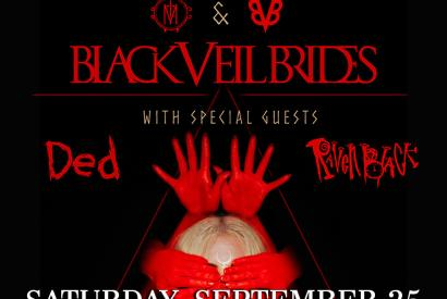 In This Moment with Black Veil Brides