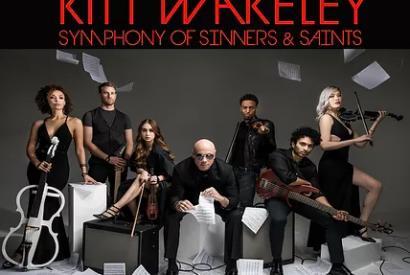 "Kitt Wakeley's ""Symphony of Sinners and Saints"" Album Release"