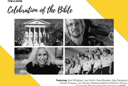 Celebration of the Bible-An Evening of Artistic Expression