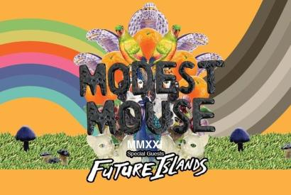 Modest Mouse with Future Islands