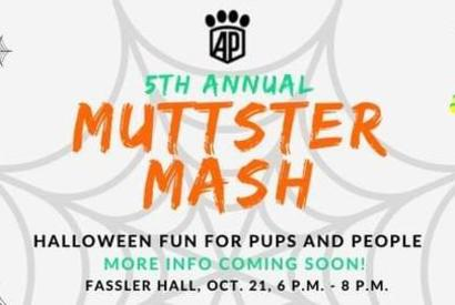 Muttster Mash - Halloween Party for Pups and People