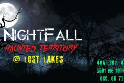 Nightfall Haunted Territory