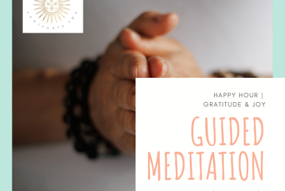 Guided Meditation | Gratitude and Joy with Lauree Dash
