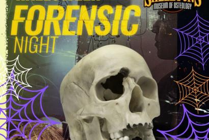 October Forensic Nights!