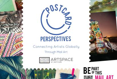Postcard Perspectives: Exhibition party