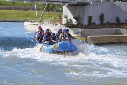 RIVERSPORT Connects