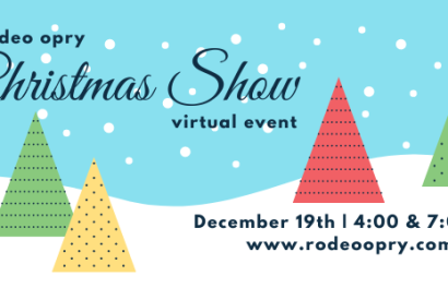 Rodeo Opry's Virtual Christmas Show