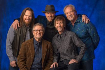 Sawyer Brown on the Chickasaw Country Entertainment Stage