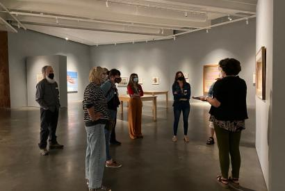 Guided Gallery Tours
