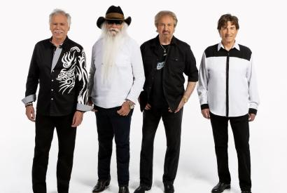 The Oak Ridge Boys on the Chickasaw Country Entertainment Stage
