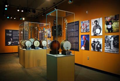 Virtual Concerts at the American Banjo Museum