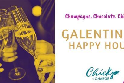 Galentine's Day Ladies' Happy Hour