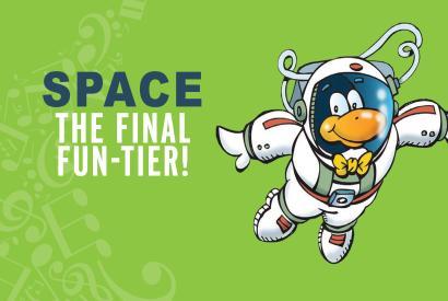 SPACE: THE FINAL FUN-TIER!