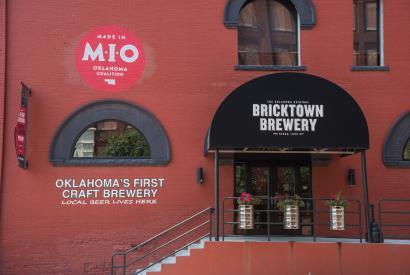 Bricktown Brewery Oklahoma City