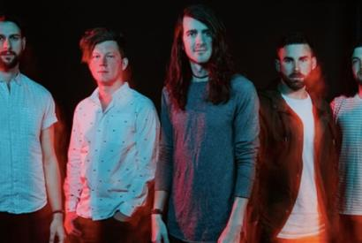 Mayday Parade with Grayscale