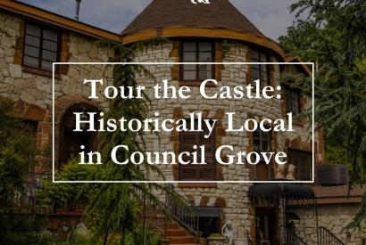 Castle Falls/Council Grove Historically Local Tour