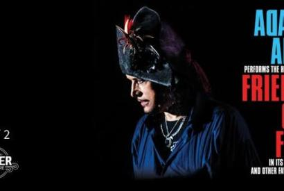 ADAM ANT: FRIEND OR FOE @ Tower Theatre