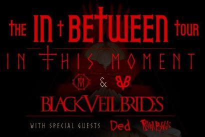 "Black Veil Brides: ""The In Between Tour"""