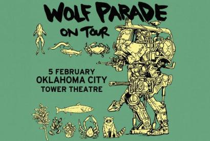 Wolf Parade @ Tower Theatre