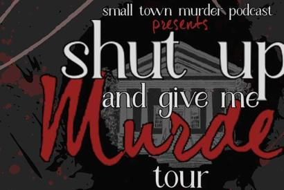 Small Town Murder - Live Podcast