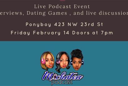 MochaTea Podcast Live