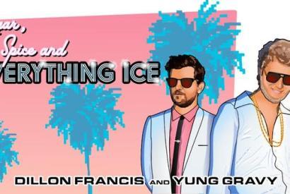 Dillon Francis and Yung Gravy